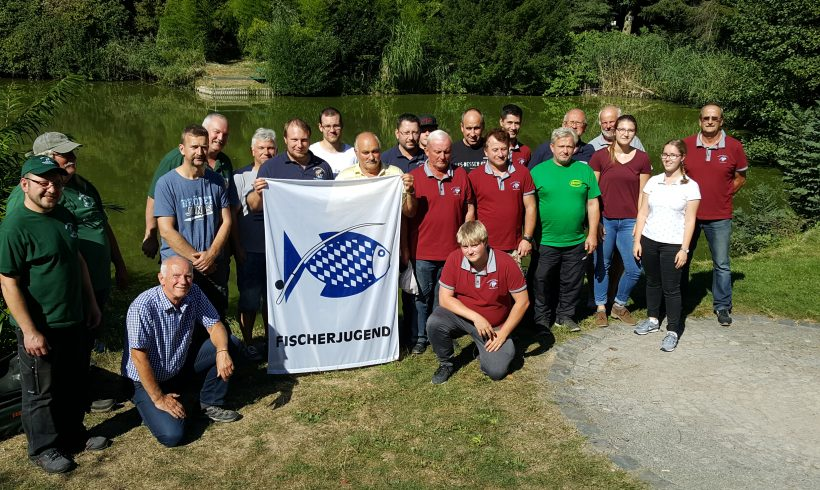 Herbstversammlung mit Jugendleiterfischen